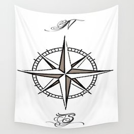 North South Wall Tapestry