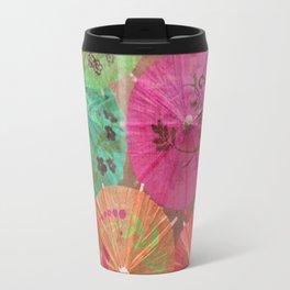 Parasols Tropical Punch Travel Mug
