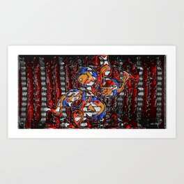 Plastic Wax Factory Vol 02 75 - CHTHONIC REVELATIONS Art Print
