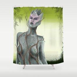 A Myth's Tale - Daphne Shower Curtain