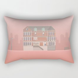 The Royal Tenenbaums Rectangular Pillow