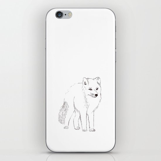 Foxy iPhone & iPod Skin