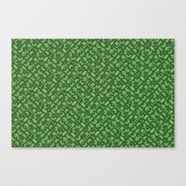 Control Your Game - Tradewinds Grass Canvas Print