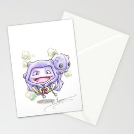 Pick Your Posion Stationery Cards