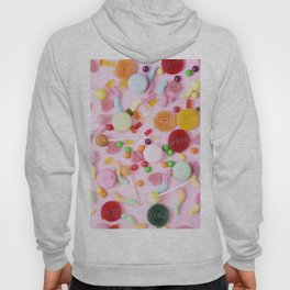 Pink Candy Hoody