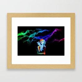 [RP] Dash Splash Framed Art Print