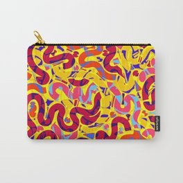 Party Poster's Younger Sis Carry-All Pouch