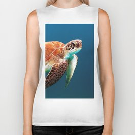 Turtley Biker Tank