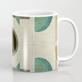 """""""Abstract Ships at the Sea"""" Coffee Mug"""