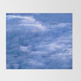 A Pilot's Utopia Throw Blanket