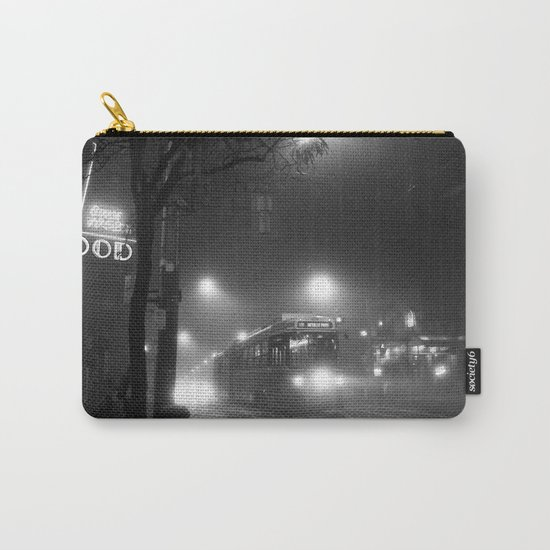 A Streetcar Named Noir Carry-All Pouch
