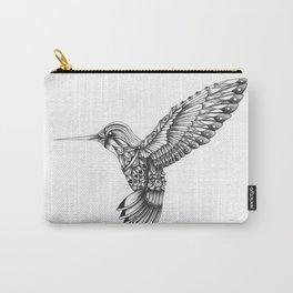 Ornate Colibri Carry-All Pouch