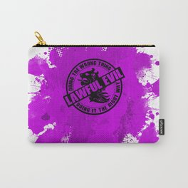 Lawful Evil RPG Game Alignment Carry-All Pouch
