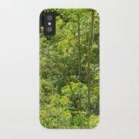 jungle iPhone & iPod Cases featuring Jungle by Mauricio Santana