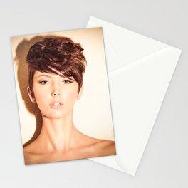 5647 Natasha Au Naturel - Boudoir Eros Studio Beauty Nude Stationery Cards
