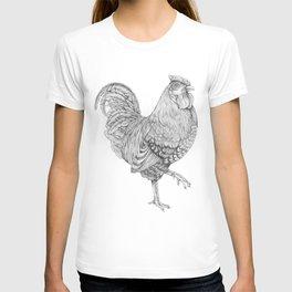 Wyandotte Rooster T-shirt