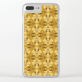 Humble Honey Clear iPhone Case