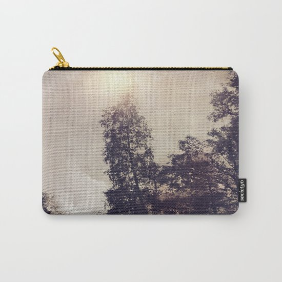 Sun & Trees Carry-All Pouch