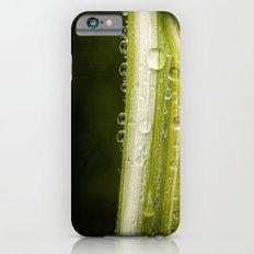 Garden Raindrops Slim Case iPhone 6s