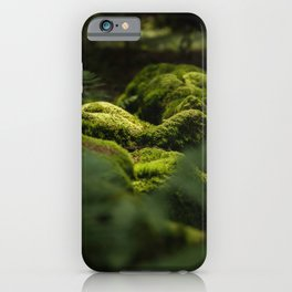 Forest Calm iPhone Case