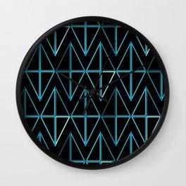 GEO BG Wall Clock