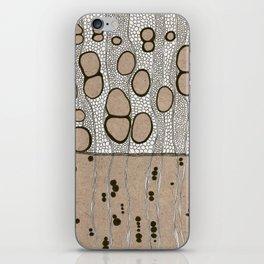 Inside White Ash 2 iPhone Skin
