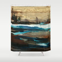 Series Life Happens 2 Shower Curtain