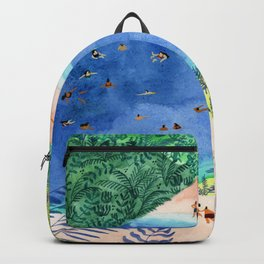 French Paradise Backpack
