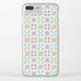 Hanami Nummies | Sky Clear iPhone Case