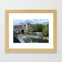 Pulteney Bridge Framed Art Print