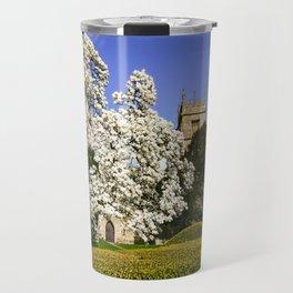 Magnificent Magnolia Travel Mug