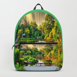 Nature's Reflections Backpack