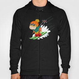 Winter Sports: Skiing Hoody