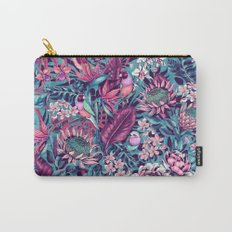 Stand Out! (electric blue) Carry-All Pouch