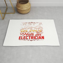 In love with Electrician Rug