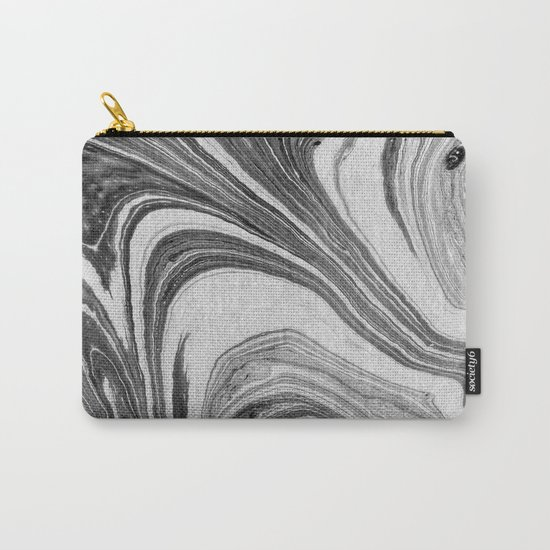 marbling 07 Carry-All Pouch