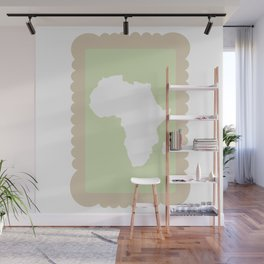 Zoo Biscuit Series - Africa Wall Mural
