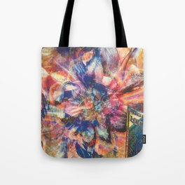 Face Plant Tote Bag