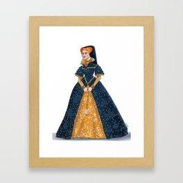Killer Queen: Bloody Mary Framed Art Print