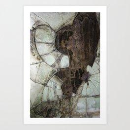 Mirror Art Print