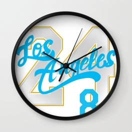 Lengends Creative jerseys Wall Clock