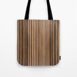 Twine Vertical Stripes Tote Bag