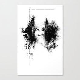 AWAKE // ASLEEP Canvas Print