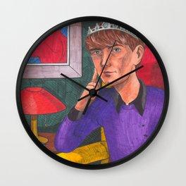 Russian Alex Wall Clock