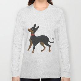 Chihuahua Chelsea Long Sleeve T-shirt