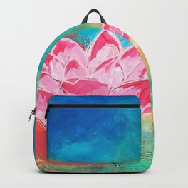 Lotus Lover Backpack