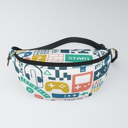 Level Up Next Fanny Pack