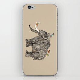 TUSK iPhone Skin