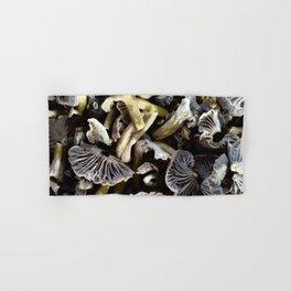Chopped mushrooms - Forest harvest Hand & Bath Towel