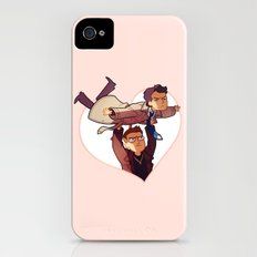 LET ME BE YOUR WINGS Slim Case iPhone (4, 4s)